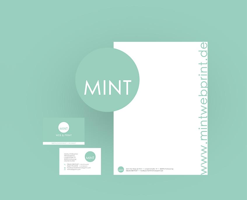 Mint für CI Start