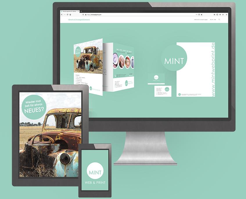 Mint für Online